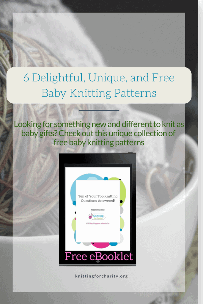 6 Delightful, Unique, and Free Baby Knitting Patterns