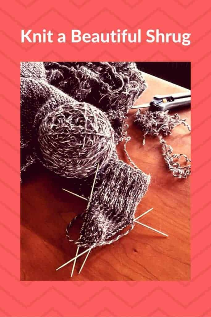 Find the Perfect Shrug Knitting Pattern