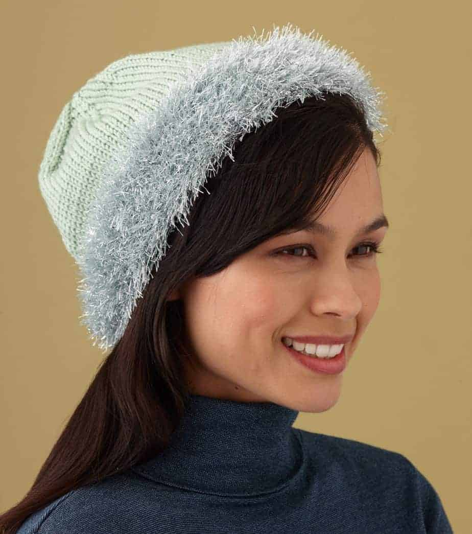 9 Free Patterns to Help You Use up That Eyelash Yarn