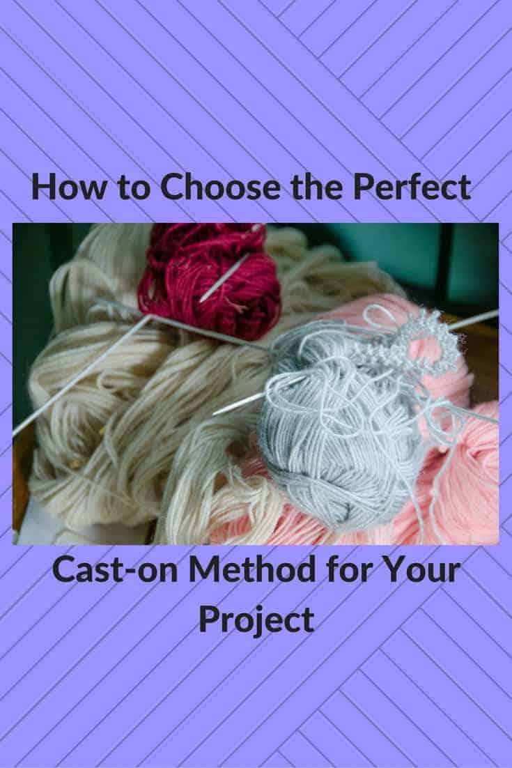cast-on method