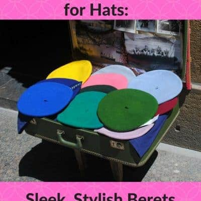 Try One of These Popular Free Beret Patterns!