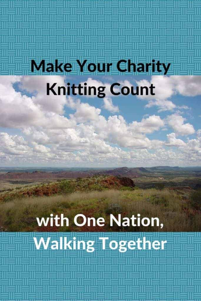 Make a Tremendous Difference by Knitting for Native Americans