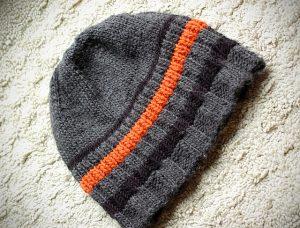free hat knitting pattern for chiildren