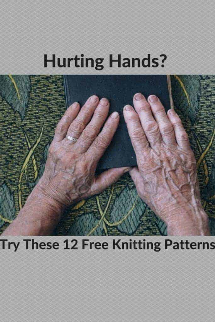 12 Beloved Free Knitting Patterns Perfect for Hurting Hands