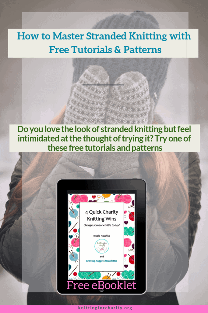 How to Master Stranded Knitting with Free Tutorials & Patterns