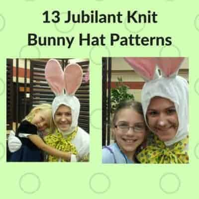 Make a Hopping Good Time: 13 Jubilant Knit Bunny Hats