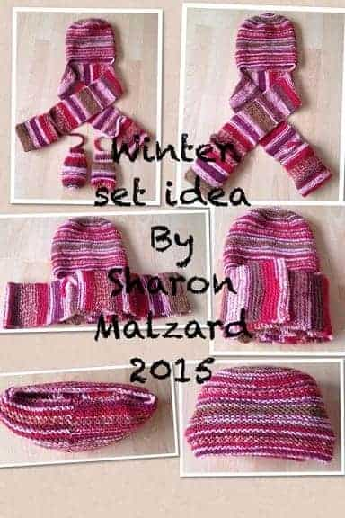 A Complete Set of 3 Free Knitting Patterns Perfect for Charity