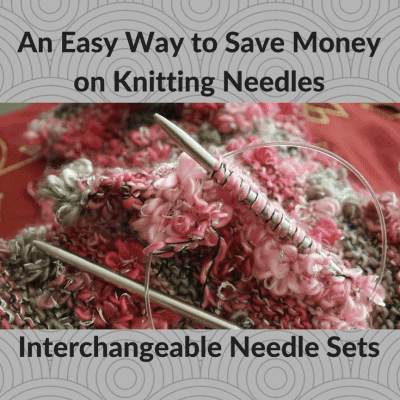 Here's an Easy Way to Save Money on Knitting Needles