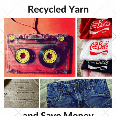 How to Save Money with Recycled Yarn