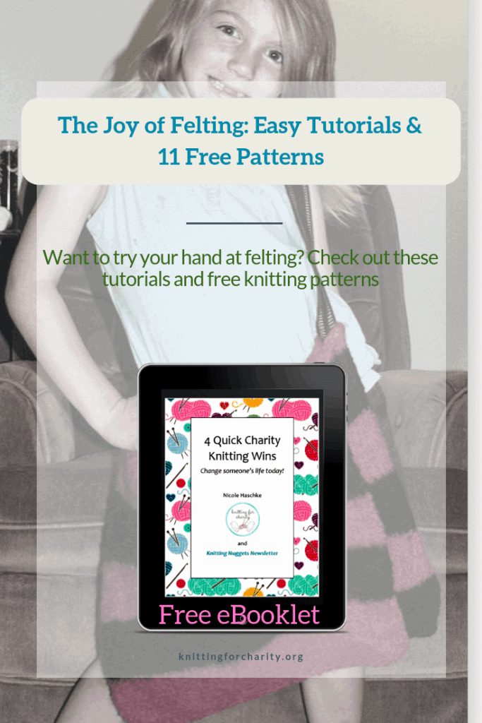 The Joy of Felting: Easy Tutorials & 11 Free Patterns