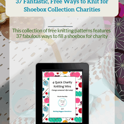 37 Fantastic, Free Ways to Knit for Shoebox Collection Charities