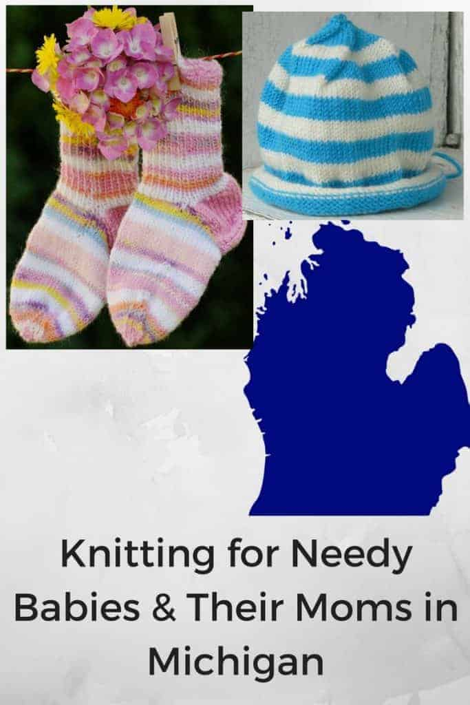 Salvation Knitters: Helping the Needy in Michigan