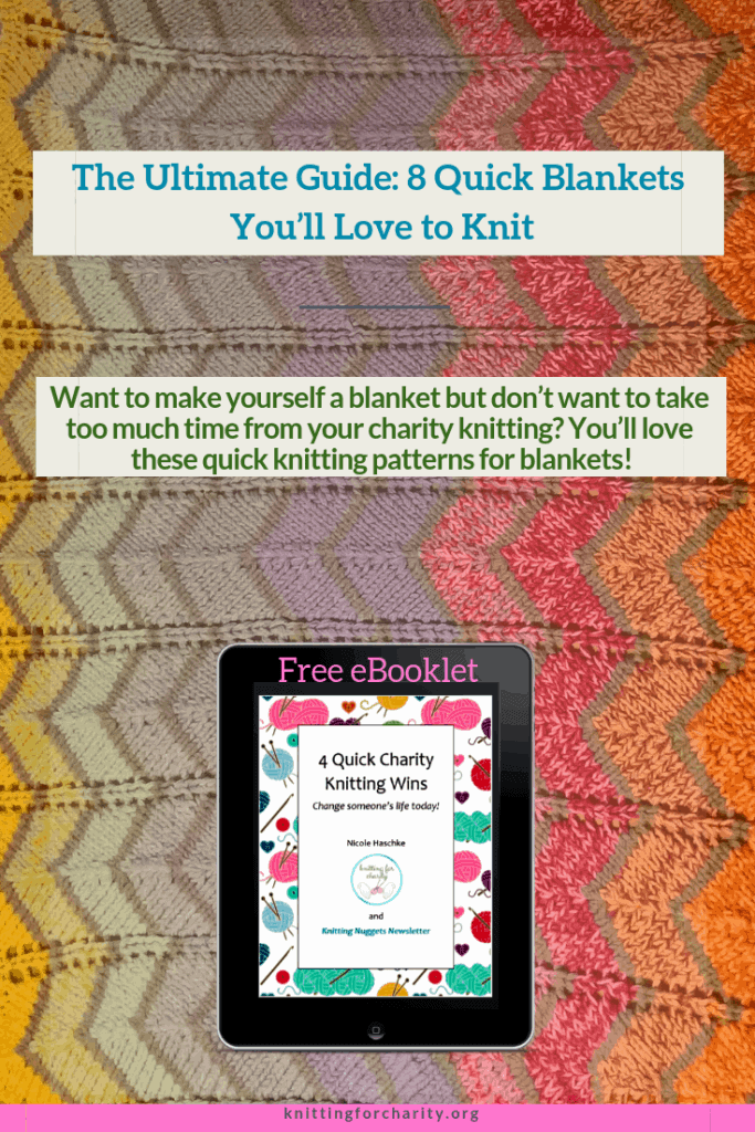 The Ultimate Guide: 8 Quick Blankets You'll Love to Knit
