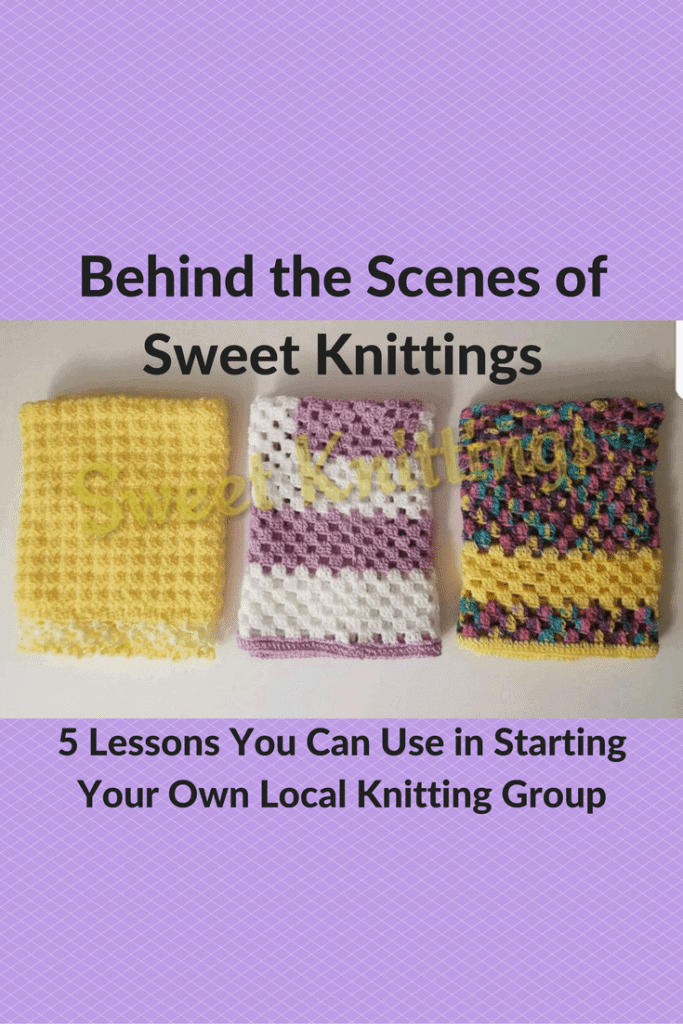 local knitting group