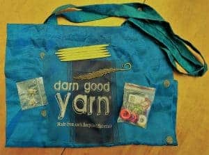 Darn Good Yarn of the Month gifts