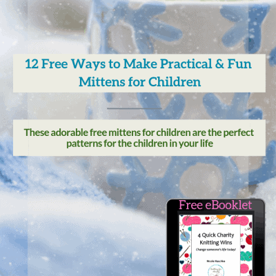 12 Free Ways to Make Practical & Fun Mittens for Children