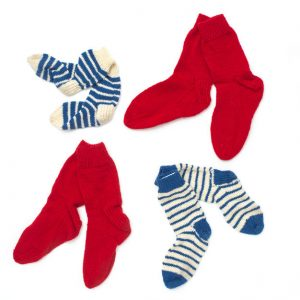 free sock knitting patterns
