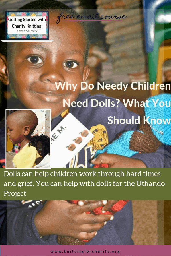 Why Do Needy Children Need Dolls? What You Should Know