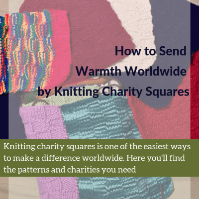 How to Send Warmth Worldwide by Knitting Charity Squares