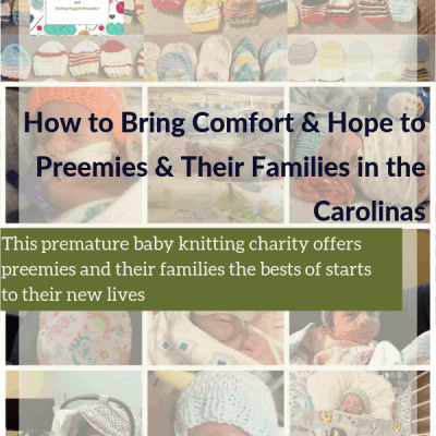 How to Bring Comfort & Hope to Preemies & Their Families in the Carolinas