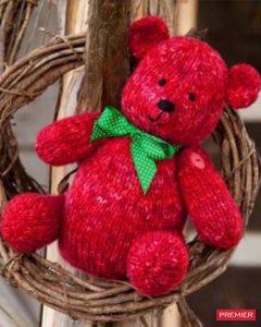 Ruby Bear - Premier Yarns