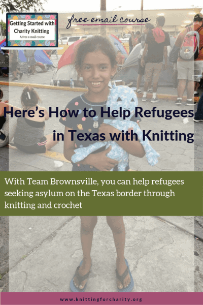 Team Brownsville - helping refugees at the southern border