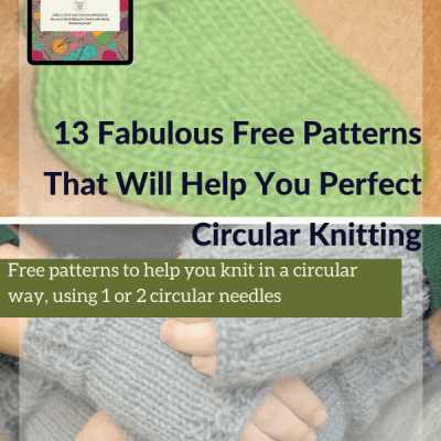 13 Fabulous Free Patterns That Will Help You Perfect Circular Knitting