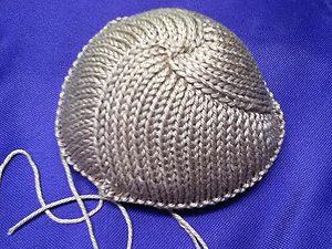 knitted knocker