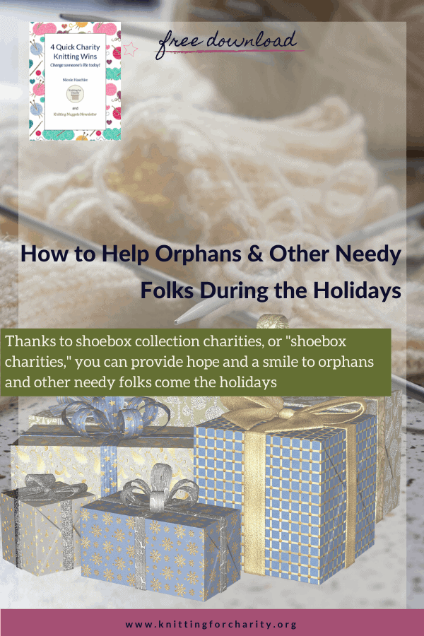 Shoebox charities