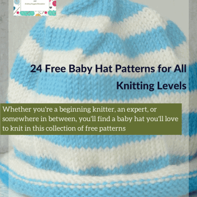 24 Free Baby Hat Patterns for All Knitting Levels