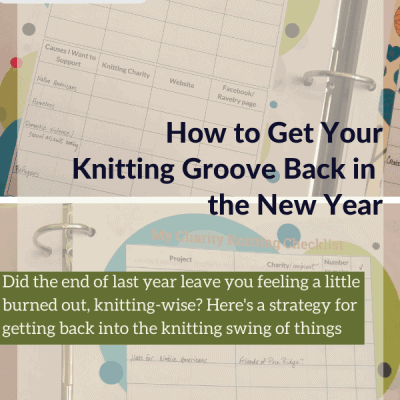 How to Get Your Knitting Groove Back in the New Year