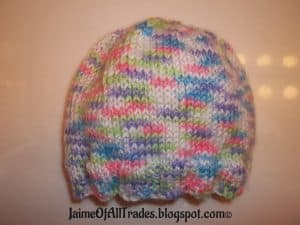 Newborn and Preemie Hats for Charity