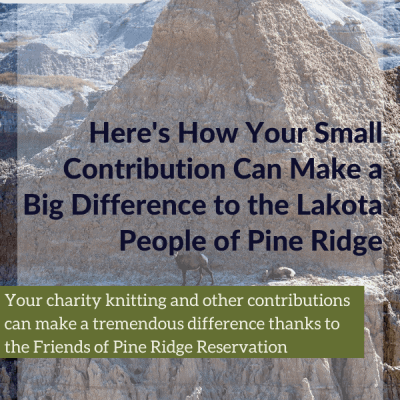 Here's How Your Small Contribution Can Make a Big Difference to the Lakota People of Pine Ridge