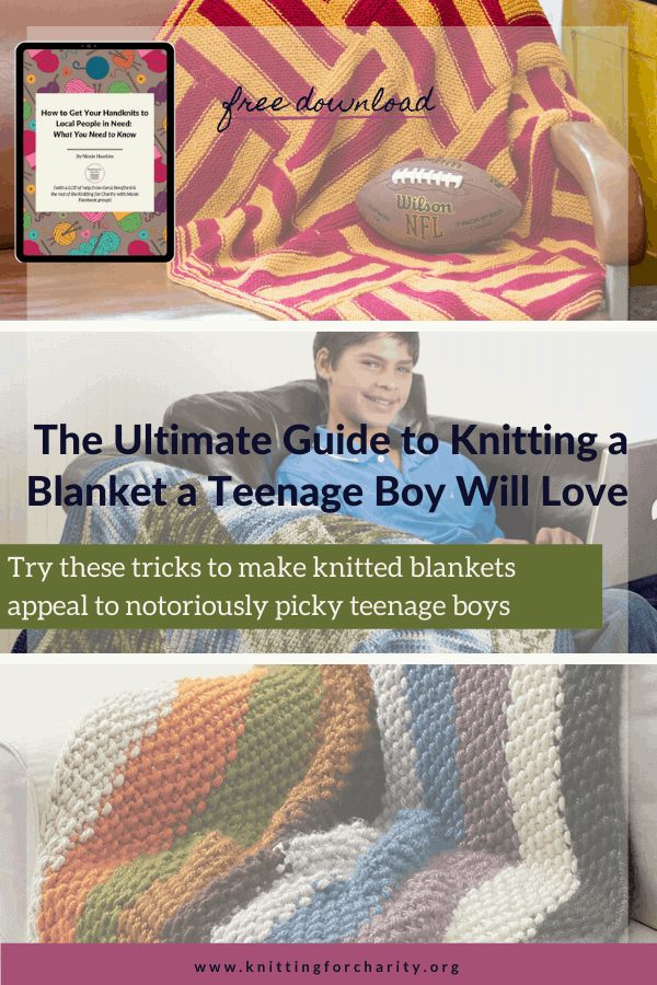 The Ultimate Guide to Knitting a Blanket a Teenage Boy Will Love