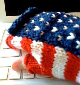 Colbert Nation Gloves