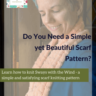 Do You Need a Simple yet Beautiful Scarf Pattern?