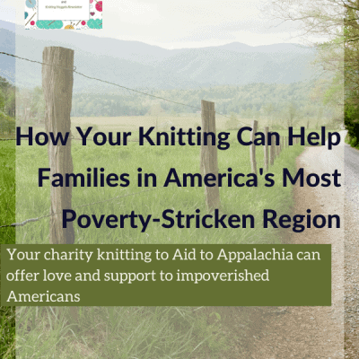 How Your Knitting Can Help Families in America's Most Poverty-Stricken Region