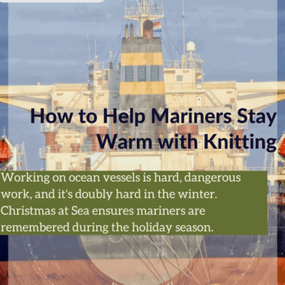 How to Help Mariners Stay Warm with Knitting