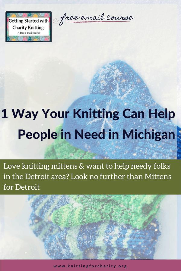 Mittens for Detroit