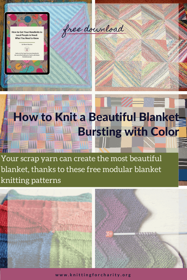 How to Make a Beautiful Blanket Bursting with Color