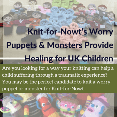 How to Help Provide Healing for UK Children through Worry Puppets & Monsters