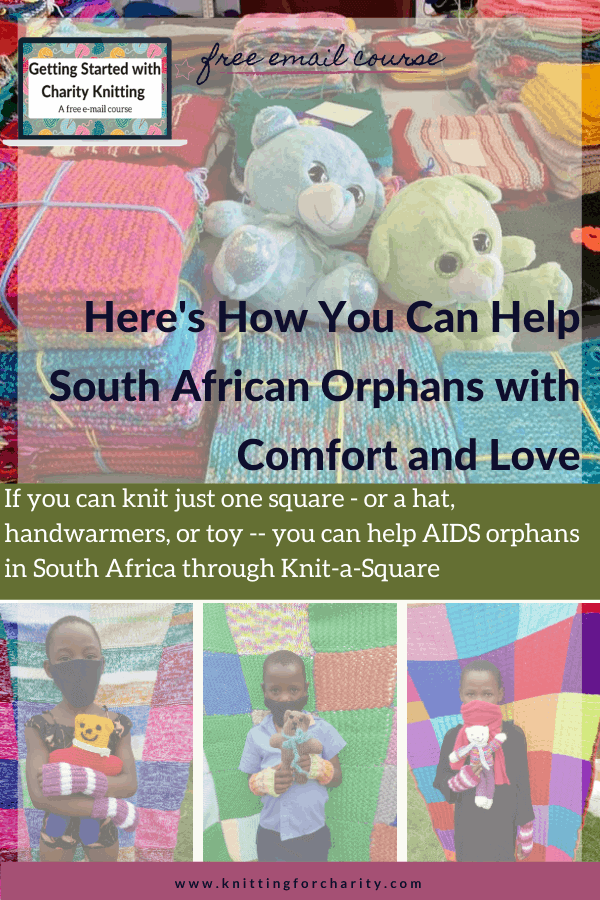 Here's How You Can Help South African Orphans with Comfort and Love