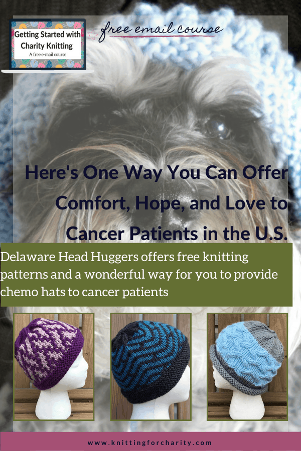 Here's One Way You Can Offer Comfort, Hope, and Love to Cancer Patients in the U.S.