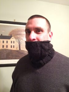Manly Sporty Cowl